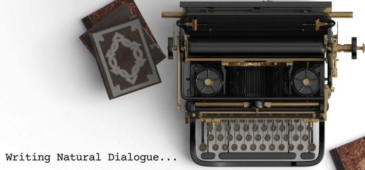 Writing Natural Dialogue…