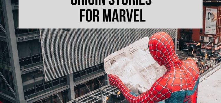 Recharging Superhero Origin Stories for Marvel