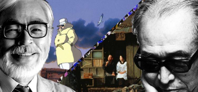 miyazaki meets kurosawa