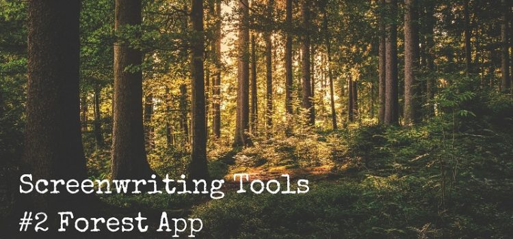 Screenwriting Tools 2 forest app