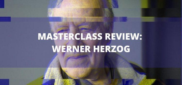 Masterclass Review: Werner Herzog