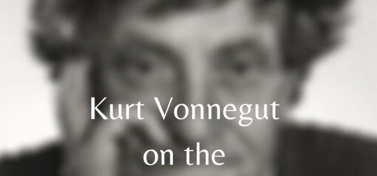 Kurt Vonnegut on the Shape of Stories
